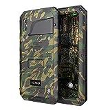 Beeasy Coque iPhone XS Max Antichoc,Étanche Protecteur d'Écran Intégré Qualité Militaire Robuste Résistant Metal IP68 Antipoussière Anti Pluie Neige Étui XSMax Travail,Housse l'extérieur,Camouflage
