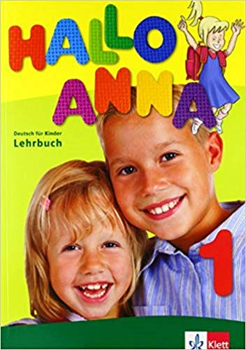 Hallo Anna 1 - Libro del alumno + 2 CD por Klett Sprachen