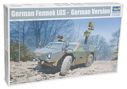 Trumpeter German Fennek LGS Model Kit by