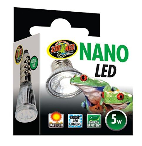 Zoo Med ES-5NE Nano Led 5 W - energiesparende LED für Nano-Terrarien -