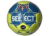 Select Maxi Grip 2.0handball 2 Bleu/Jaune/Blanc
