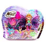 Flora | Sirenix Mini Magic Bambola | Winx Club | Fata con Trasformazione 12 cm