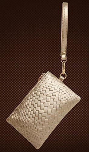 Longzibog Dual verstellbare Schultergurte und Hängeschlaufenband 2016 Neue Simple Style Fashion Tote Top Handle Schulter Umhängetasche Satchel Pink