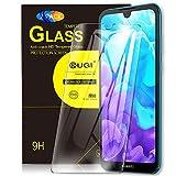 KuGi. pour Verre trempé Huawei Y5 2019, [Dureté 9H] HD Ultra Transparent Protection écran en Verre trempé pour Huawei Y5 2019 (Pack de 2)