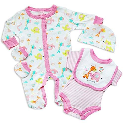 e4bfc89fac74f Rockabye-Baby - Ensemble - Bébé (fille) 0 à 24 mois rose Pink