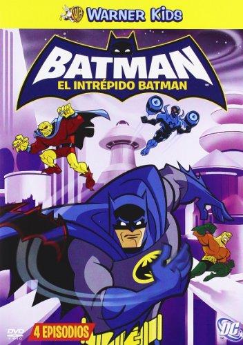 El Intrepido Batman Tem. 1 Vol. 4 (Import Dvd) (2010) Varios
