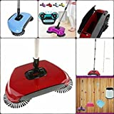 #4: Automatic Sweeping Machine,Dustpan And Trash Bin 3 In 1 Floor Cleaning System