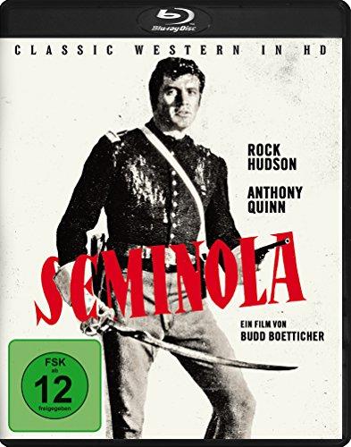 Seminola (Classic Western in HD) [Blu-ray]