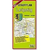 Stadtplan Leipzig: Maßstab 1:22500