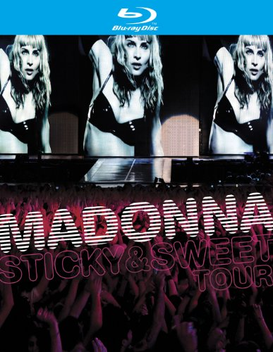 MADONNA - STICKY SWEET TOUR BD