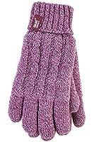 1 Paar Damen echte Wärme Inhaber Heatweaver thermische Handschuhe TOG 2.3 Rosa M/L