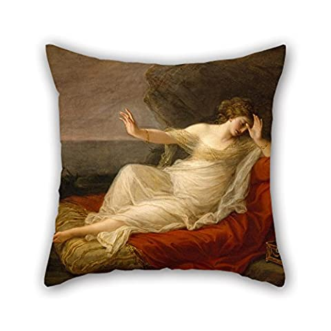 Uloveme Oil Painting Angelica Kauffmann - Ariadne Abandoned By Theseus Pillow Cases 18 X 18 Inches / 45 By 45 Cm Best Choice For Sofa,floor,saloon,monther,living Room,birthday With Twin