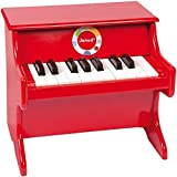 Janod Confetti Piano (Red) by Janod