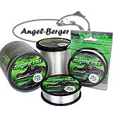 Angel Berger Alligator Flex Ghost Angelschnur verschiedene Stärken und Längen (0.25mm / 1000m)