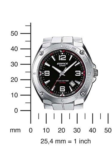 Casio Edifice Herren-Armbanduhr Analog Quarz EF-126D-1AVEF - 4