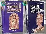Die Wies-Kassette: Friedrich II, Karl der Grosse, Otto der Grosse - Ernst W Wies