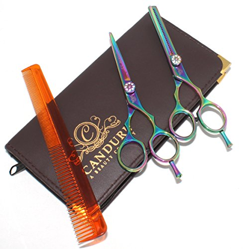 CANDURE®- forbici barbiere professionali 5.5