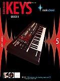 Rockschool Band Based Keys Grade 5 2009 (Book & CD)