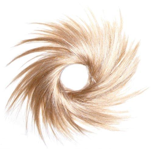 Love Hair Extensions Whirlwind Kunsthaar-Haargummi, Rich Strawberry Blonde - Strawberry Hair Extensions