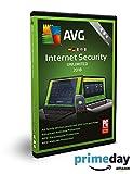 AVG Internet Security 2018 | Senza limiti | 1 anno