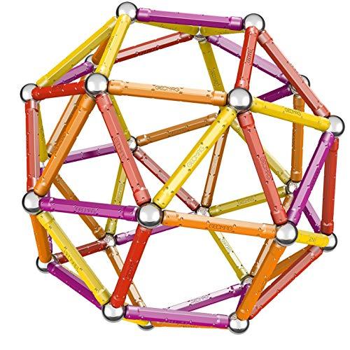 Construcciones magnéticas y Juegos educativos. 127 Piezas