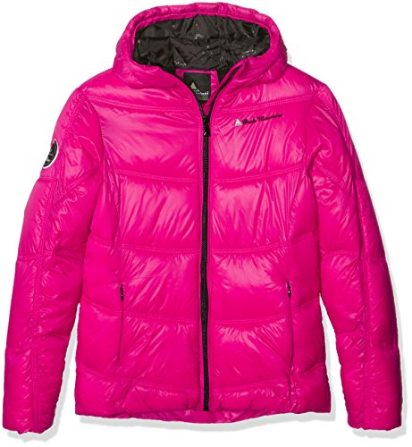 Peak Mountain Gansei Daunenjacke, Mädchen 14 Jahre - Mädchen-größe Ski-jacken 14 Für