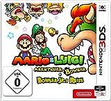 """Der Nintendo DS-Klassiker """"Mario & Luigi: Abenteuer Bowser"""" ist wieder zurück mit weiteren aberwitzigen Abenteuern - als """"Mario & Luigi: Abenteuer Bowser + Bowser Jr.s Reise"""" für die Systeme der Nintendo 3DS-Familie. Das gesamte Pilz-Königrei..."""