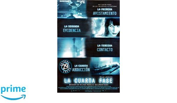 La Cuarta Fase Import Dvd 2012 Jovovich, Milla; Koteas, Elias ...