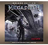 Megadeth [Deluxe Edition]: Dystopia [Shm-CD/Dvd] (Audio CD)