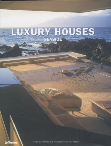 Luxury Houses Seaside (Luxury Books)