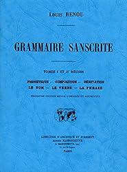 Grammaire sanskrite