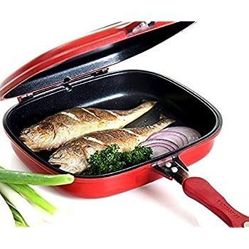 Buy Dessini Double Sided Magic Non Stick Grill Pan 32cm