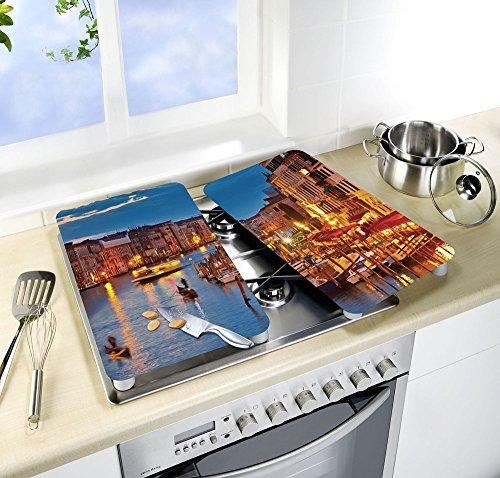 Wenko 2521343100 coprifuochi vetro universale venezia for Costruisci tu stesso piani di casa