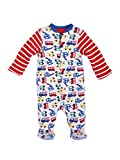 #7: Mothercare Regular Fit Cotton Sleepsuit (F9846-1_Multicoloured_6-9 Months)