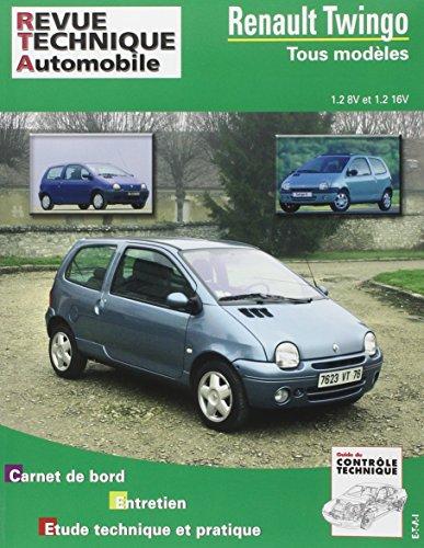 Revue Technique Automobile, n°558 Renault Twingo tous modéles par COLLECTIF