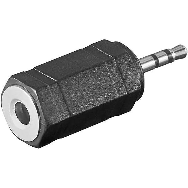 Audio Adapter 62717 3,5 to 2,5mm Klinke Bu///St