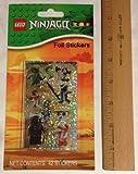 Lego NinjaGo Stickers by LEGO