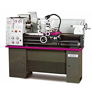 Optimum D 320x 920-DPA-Drehmaschine + Digitalanzeige Position DPA 2000+ Regeln