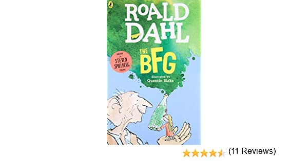 Amazon the bfg roald dahl quentin blake livres fandeluxe Gallery