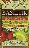 Basilur Tea Magic Fruits Assorted Foil Enveloped Tea Bags (Pack Of 2, Total 40)