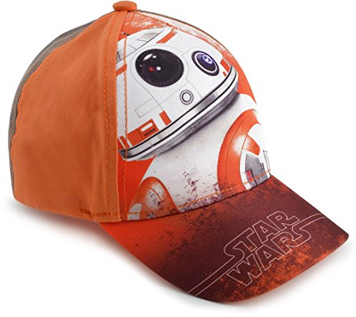 Childrens disney star wars cap Orange
