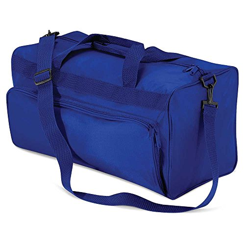 Quadra Unisex Adults Advertising Shoulder Strap Holdall bag One Size Bright Royal