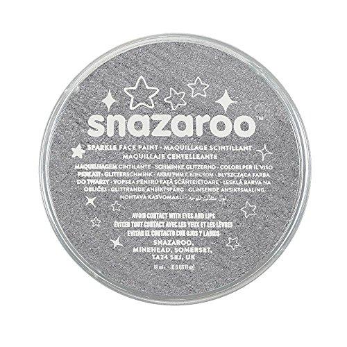 Snazaroo - Pintura para rostro y cuerpo