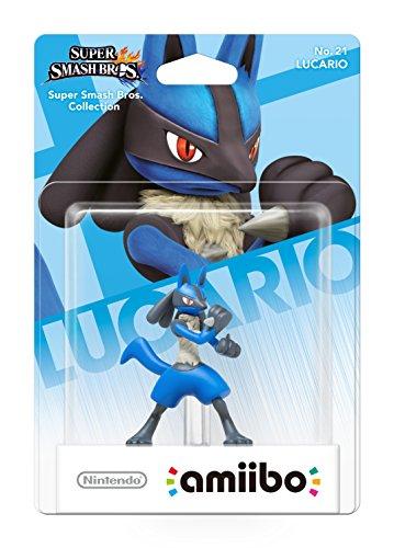 amiibo Smash Lucario Figur