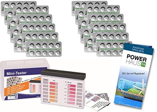 pool-tester-cloro-ph-con-200-cloro-dpd1-100-e-ph-fenolo-red-100-compresse-di-power-haus24-r