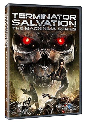 Terminator Salvation: The Machinima Seri [Edizione: Regno Unito] [Edizione: Regno Unito]