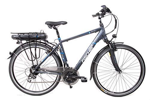 "28\"" Zoll Fischer Elektro Fahrrad E-Bike Pedelec Trekking Shimano 24 Gang 36V 14Ah"
