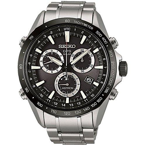 Seiko Herren-Armbanduhr SSE011J1
