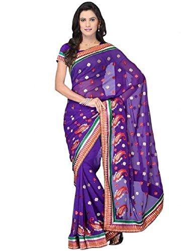 VINTAGE Girls cotton saree(VINTAGE O23_multi colour_Freesize)