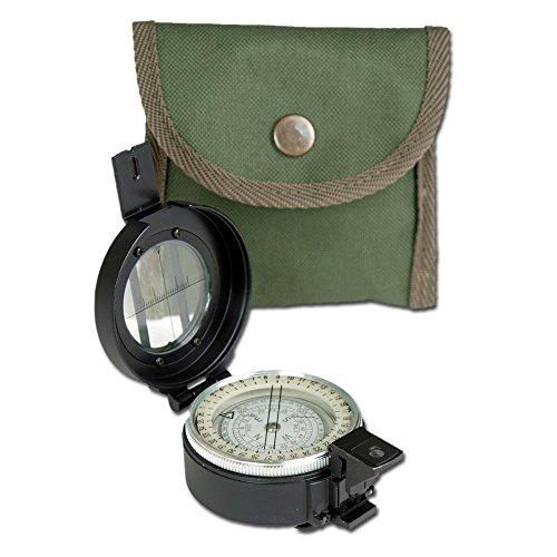 Britischer Lensatic Kompass Metall Repro -